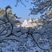 La neige !!!