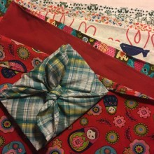 Furoshiki – emballage cadeau