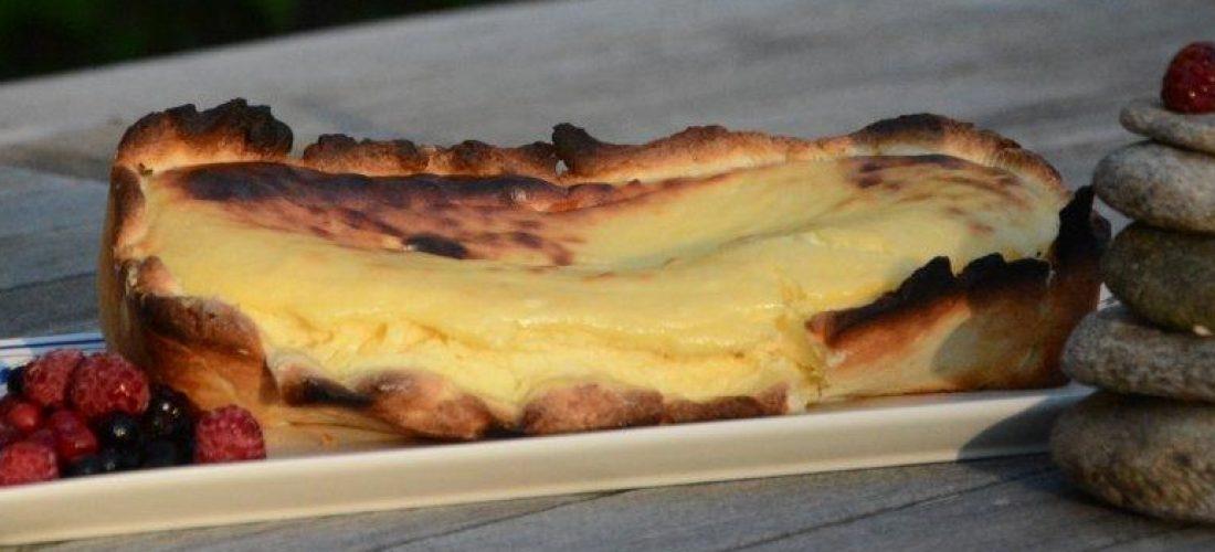 Cheesecake à l'italienne