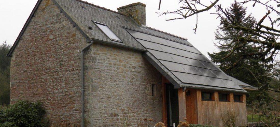 Installation photovoltaïque – en route !