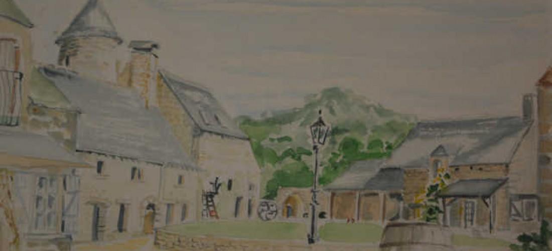 Künstler in La Ville Heleuc