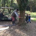 gite-ecolo-bebe-bretagne-lavilleheleuc-accrobranches-chenille-IMG_5698