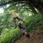 gite-ecolo-bebe-bretagne-lavilleheleuc-accrobranches-trapeze-IMG_5237