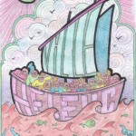 Le navire de La Ville Heleuc, Ben