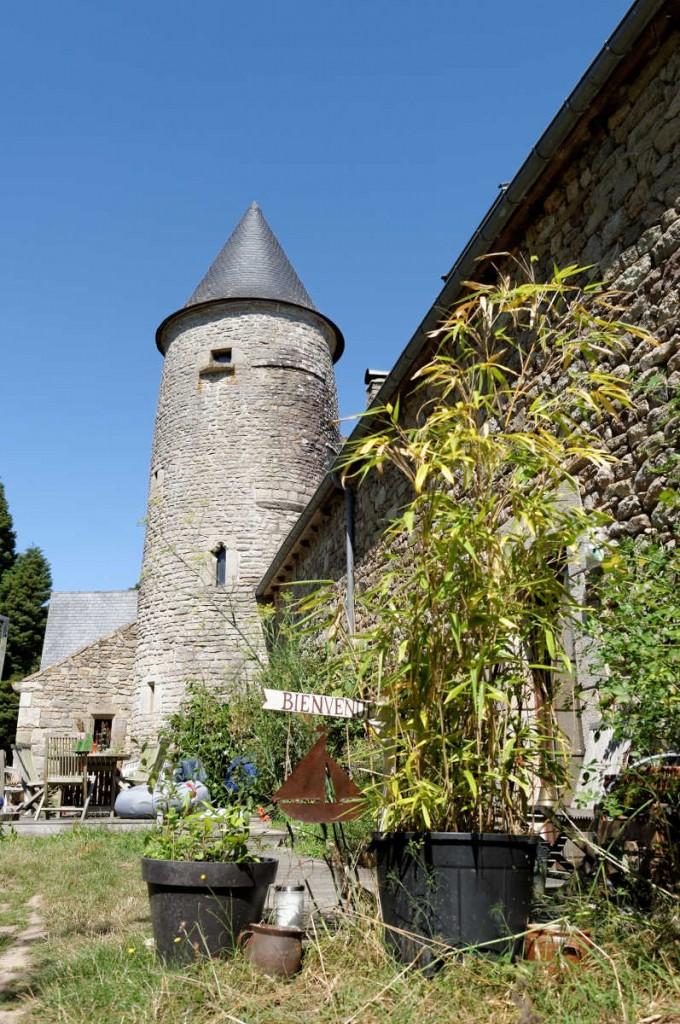 la tour du manoir