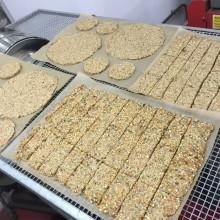 Crackers à la pulpe